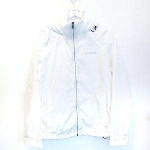 Columbia Omni-Shield Windbreaker Rain Jacket Large